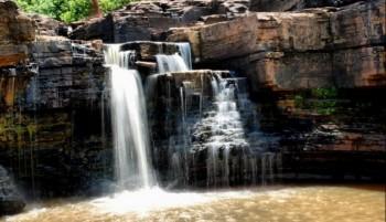 Cachoeira Lagoa Grande, mais um atrativo em Novo Santo Antônio