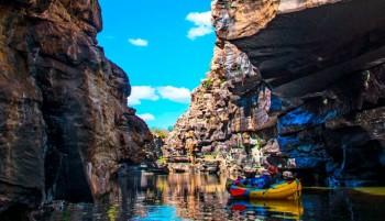 Saiba todos os detalhes sobre o Cânion do Rio Poti, esse tesouro no Nordeste
