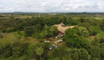 Casa Grande da Fazenda Ininga, um museu colonial em José de Freitas