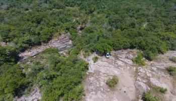 Como chegar até a Cachoeira da Campeira em Alto Longá