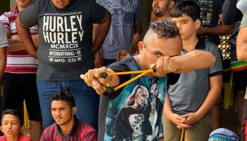 Campeonato de baladeira: conheça esse resgate dessa brincadeira de infância