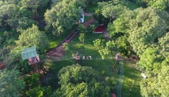 Parque Meus Filhos: esportes, tirolesa, arvorismo e muito mais em Teresina