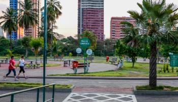 O que fazer no parque Potycabana em Teresina
