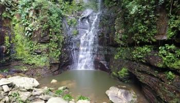 Visite a cachoeira mais alta do Piauí, a do  Urubu-Rei, no município de Pedro II