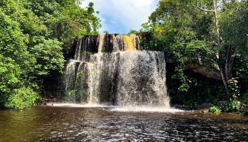 A maravilhosa Cachoeira do Xixá é a mistura perfeita de natureza e beleza