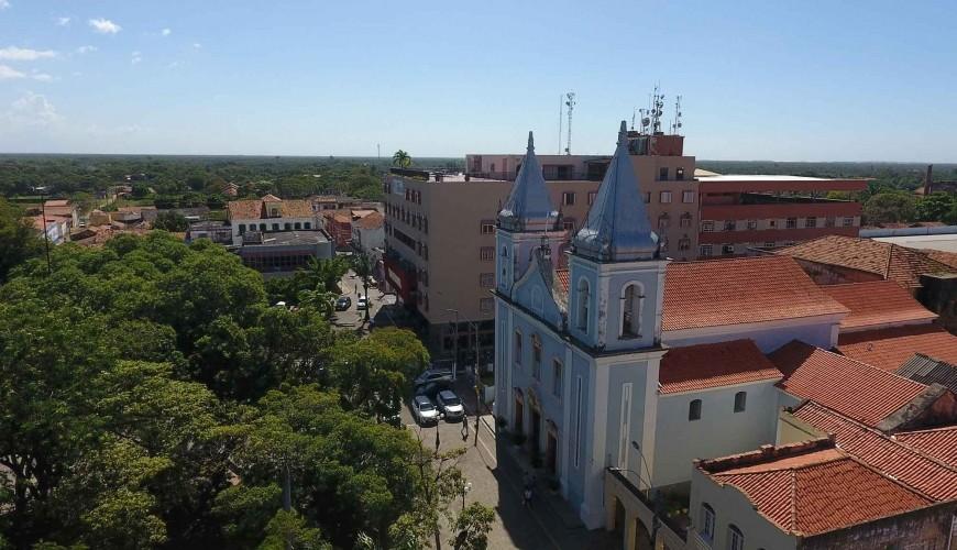 Catedral de Nossa Senhora da Graça, um símbolo do município de Parnaíba
