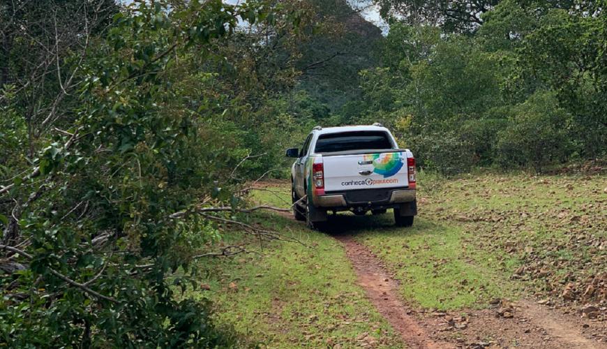 Como chegar na cachoeira dos Picos em São Pedro do Piauí