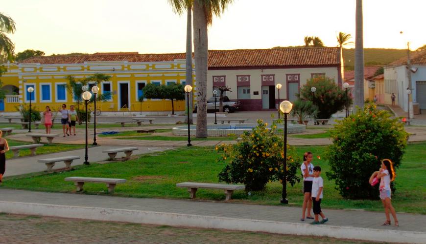 Oeiras possui alguns dos mais antigos monumentos do Piauí
