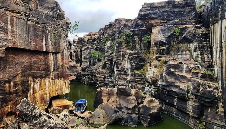 O que fazer no Cânion do rio Poti e onde se hospedar no acesso por Castelo e Juazeiro
