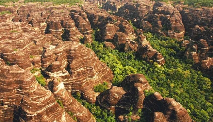 O que fazer no parque Serra das Confusões no Piauí, o maior parque do Nordeste