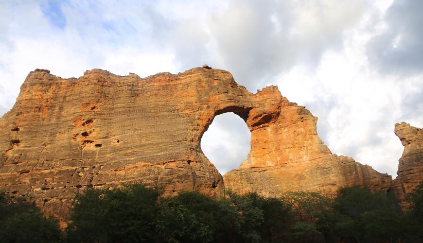 O que você vai encontrar no Parque Nacional Serra da Capivara
