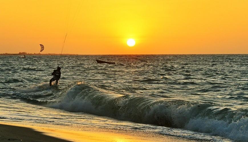 Praia de Barra Grande: motivos que levam essa praia do Kitesurf