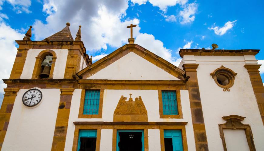 Onde fazer turismo religioso no Piauí