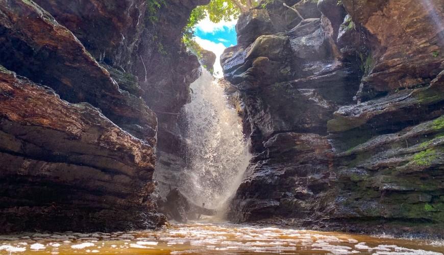 Visite a Campeira, a cachoeira mais próxima de Teresina